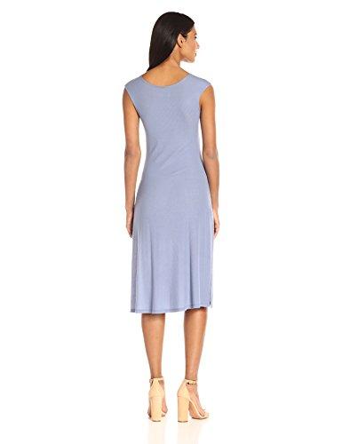 Only Hearts-Rib Drop Shoulder Maxi Dress