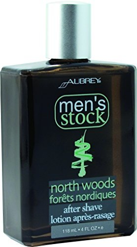 Aubrey Organics-Men's Stock After Shave
