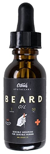 O Doud's-Natural Forest Beard Oil