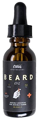 O Doud's-Natural Forest Beard Oil