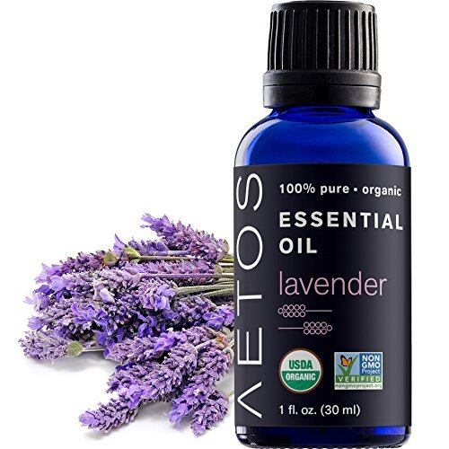Aetos Essential Oils-Aetos Organic Lavender Oil