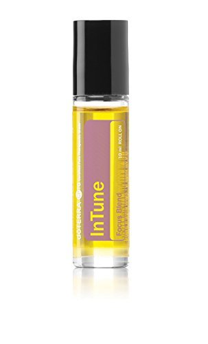 doTERRA-InTune Essential Oil Focus Blend Roll On