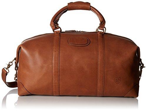 Allen Edmonds-Duffle Bag - Tan Saddle