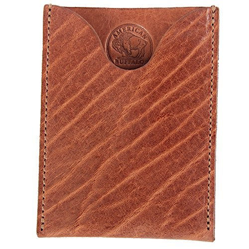 Col. Littleton-Leather Business Card Wallet