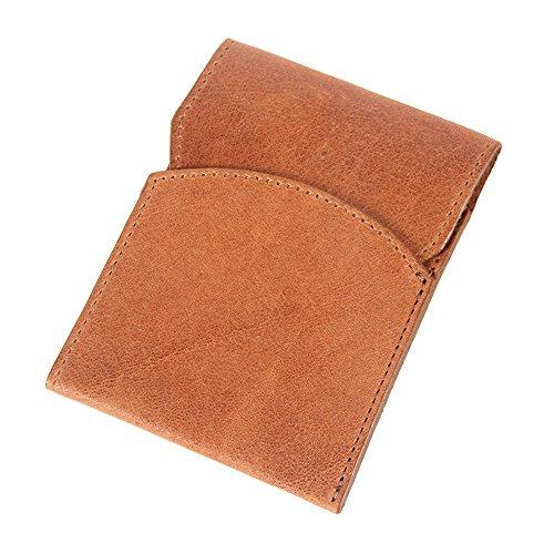 Col. Littleton-Leather Front Pocket Wallet