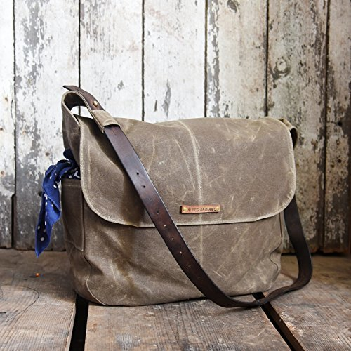 Peg and Awl-The Large Finch Satchel