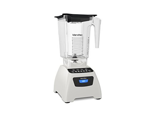 Blendtec-Certified Reconditioned with WildSide Jar