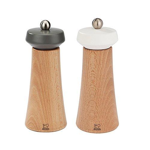 Peugeot-Natural Wood Pepper & Salt Mill