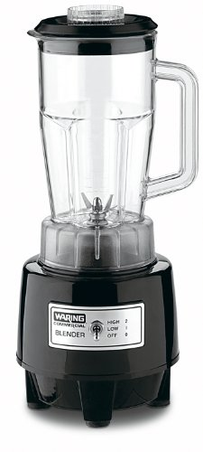 Waring-Waring Commercial HGB146 1/2-Gallon Food Blender with 48-Ounce Copolyester Container