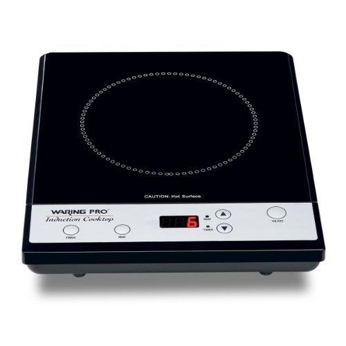 Waring-Cuisinart ICT-30 Induction Cooktop, Black
