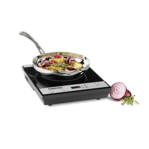Cuisinart-Cuisinart ICT-30 Induction Cooktop, Black