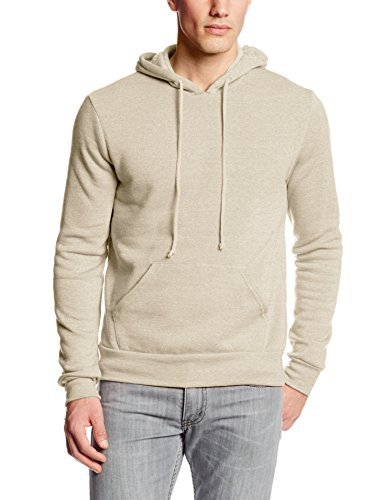 Alternative-Relaxed Fit Pullover Hoodie