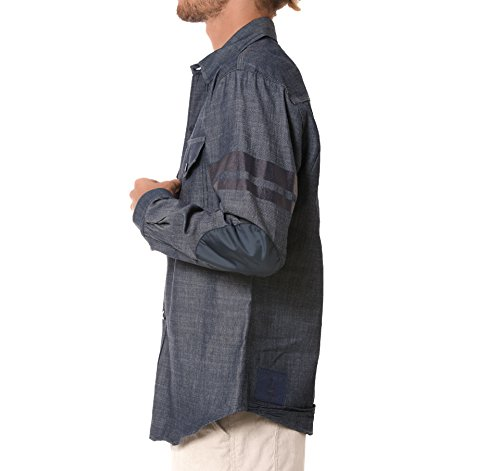 Birdwell Beach Britches-Denim Button Down Shirt
