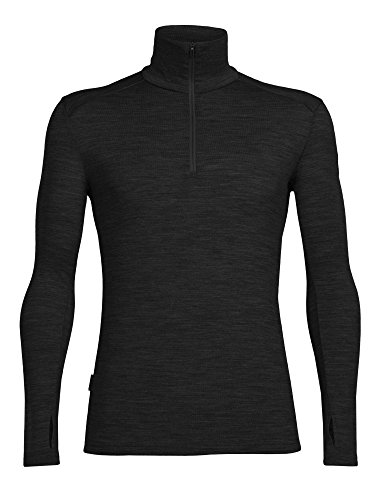 Icebreaker Merino-Tech Top Long Sleeve Half Zip