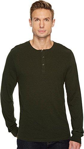 Threads 4 Thought-Triblend Long-Sleeve Henley Shirt