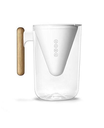 Soma-10-Cup Water Filter Pitcher