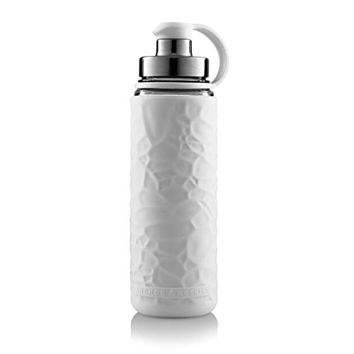Anchor Hocking-LifeProof Glass Water Bottle with Silicone Sleeve
