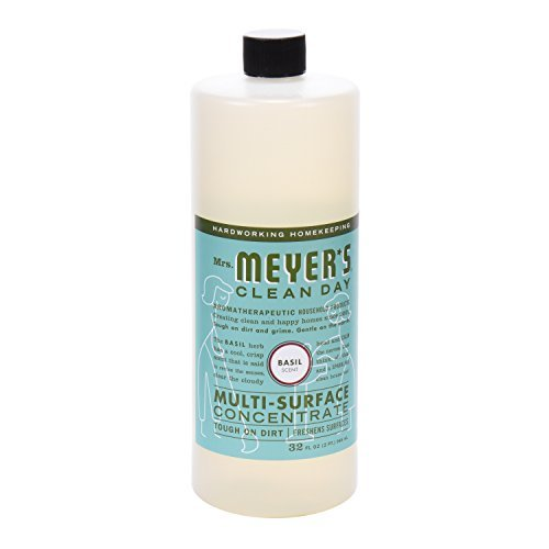 Mrs. Meyer's Clean Day-Clean Day Multi-Surface Concentrated Cleaner - Basil