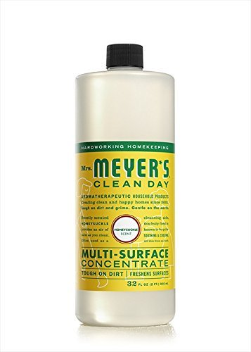 Mrs. Meyer's Clean Day-Clean Day Multi-Surface Concentrated Cleaner - Honeysuckle
