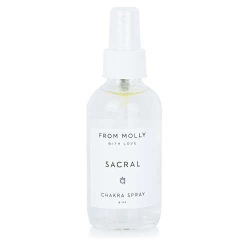 From Molly With Love-Sacral Chakra Spray