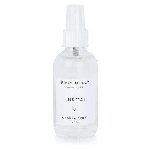 From Molly With Love-Throat Chakra Spray