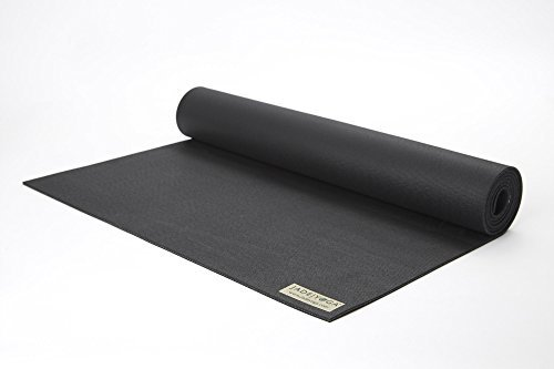 Jade Yoga-Jade Harmony Yoga Mat - Black
