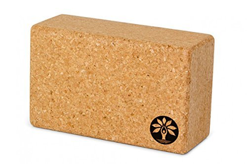 Yoloha Yoga-Cork Block