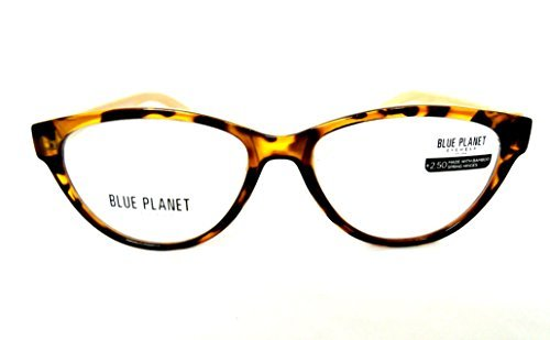 0a68f1adae Blue Planet-BLUE PLANET Reading Glasses Eco Friendly Women Sustainable  Bamboo Ladies Designer Eyeglasses Honey .