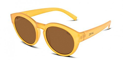Zeal-Fleetwood Sunglasses -Rye Honey, Copper Lens