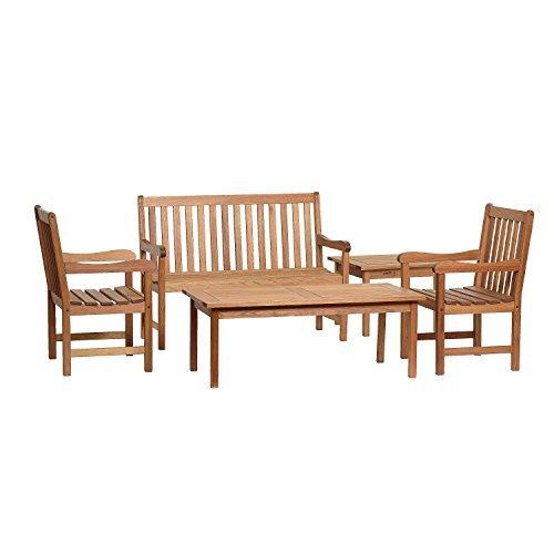 Amazonia-Milano 5-Piece Seating Set