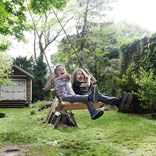 Peg and Awl-Old Fashioned Tree Swing