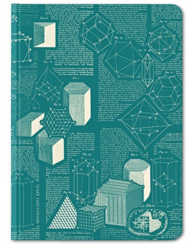 Cognitive Surplus-Scientific Chemistry Illustration Hardcover Notebook
