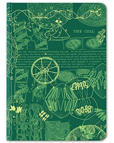Cognitive Surplus-Green Cellular Biology Notebook