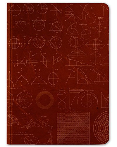Cognitive Surplus-Red Mathematics Notebook