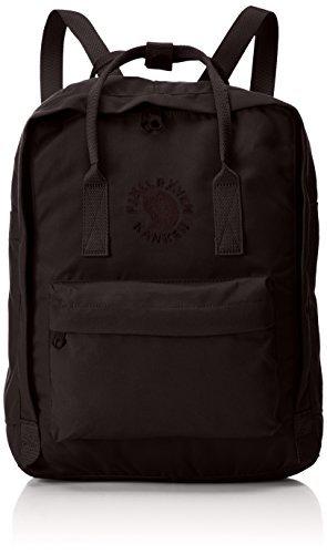 Fjallraven-Re-Kanken Recyclable Pack - Black