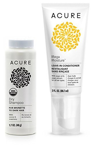 Acure Organics-Dry Shampoo and Leave in Conditioner