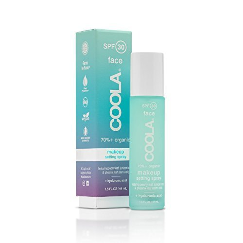 Coola Suncare-Green Tea and Aloe Makeup Setting Spray SPF 30
