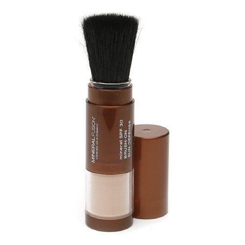 Mineral Fusion-Mineral Brush-On Sun Defense for All Skin Types SPF30