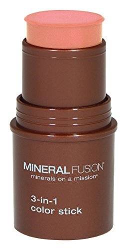 Mineral Fusion-3-in-1 Color Stick - Terra Cotta