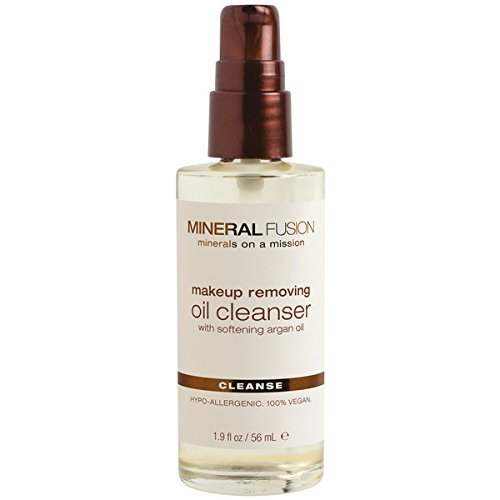 Mineral Fusion-Makeup Removing Oil Cleanser