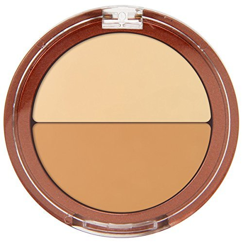 Mineral Fusion-Compact Concealer Duo - Warm Shade