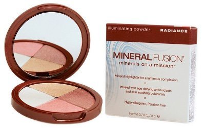 Mineral Fusion-Illuminating Powder