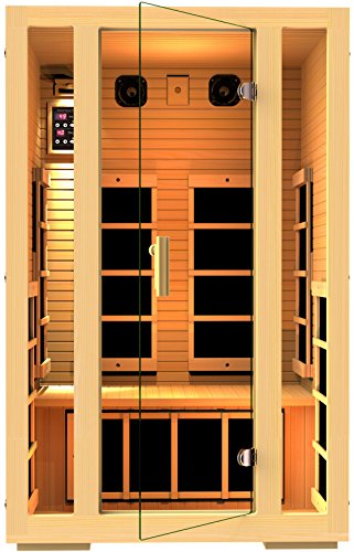 JNH Lifestyles-2 Person Infrared Sauna