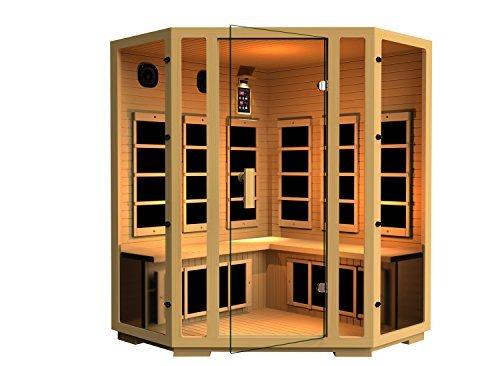 JNH Lifestyles-Joyous Corner Far Infrared Sauna