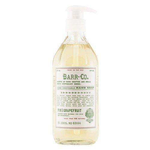 Barr Co- Fir & Grapefruit Liquid Hand Soap