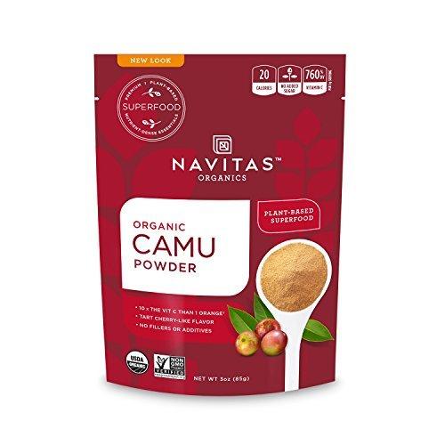 Navitas Organics-Organic Camu Camu Powder