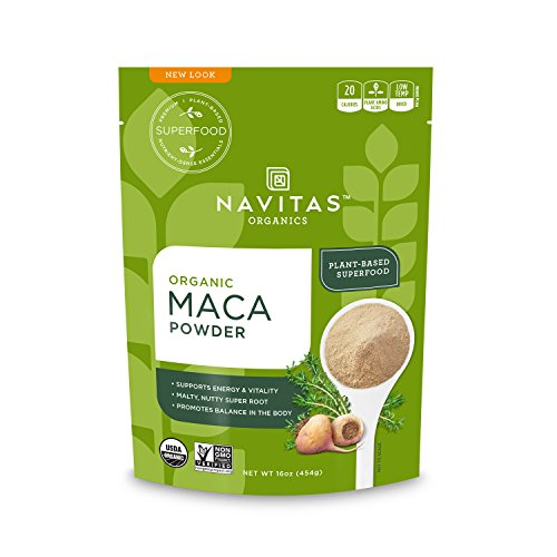 Navitas Organics-Organic Maca Powder