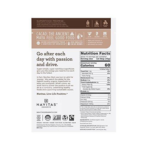 Navitas Organics-Organic Cacao Powder