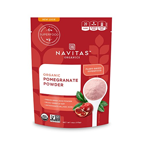 Navitas Organics-Organic Pomegranate Powder
