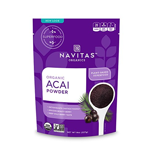 Navitas Organics-Organic Acai Powder